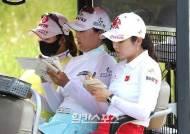 [포토]이보미-고진영-최혜진,다함꼐 기록을