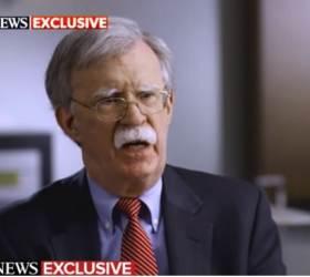 """볼턴 """"美대선 끝나면 어떤 합의도 없을 것…비핵화 외교 끝났다"""""""