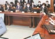 """""""윤석열 이름도 거명 말라"""" 여권, 총장 사퇴론 일단 제동"""