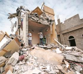 '코로나 휴전' 끝, 전쟁 시작…예멘 반군, <!HS>사우디<!HE>에 미사일 공격
