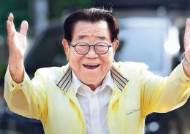 """송해 """"감기로 입원…완전한 치료 위해 조금 더 지켜보는 중"""""""