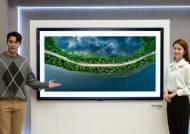 [상반기히트상품] LG 올레드TV, 고객이 TV를 설치하는 공간까지 고려