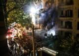 이란 테헤란 보건소서 <!HS>폭발<!HE> 사고…최소 19명 사망