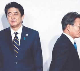"""日아사히 """"대일 <!HS>WTO<!HE>제소 절차 재개,청와대가 지시한 것"""""""