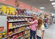 러시아서 인기 '베리맛 초코파이' 한국엔 없는 이유