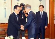 20년전 北에서 즉석 노래한 박지원···김정일은 앵콜 외쳤다