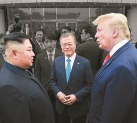 """여권서도 엇갈린 '서·지·영 라인'···""""엉뚱하게 대북라인 강화"""""""