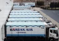 대한항공 '최후의 보루' 기내식·기내면세사업 1조에 판다