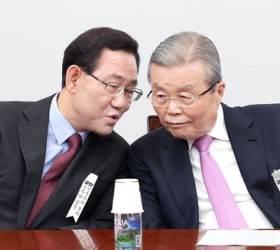 """<!HS>청와대<!HE> 견제"" 김도읍·김태흠·박대출 '3선 파이터' 나선다"
