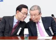 """""""청와대 견제"""" 김도읍·김태흠·박대출 '3선 파이터' 나선다"""