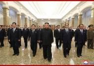 [속보] 김정은, 김일성 26주기 맞아 금수산궁전 참배