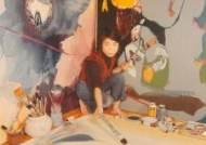35년 전 요절한 여성화가 최욱경 작품, 내년 퐁피두 전시에