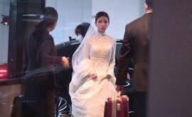 묘하게 비슷한 영국 왕실과 한국 재벌가 웨딩 드레스