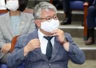 """조응천 """"4인 가족 마스크 구입액 연 144만원, 20% 세액 공제 하자"""""""