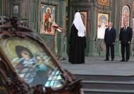 [알지]'차르' 푸틴 뒤 검은 배후의 야욕···이젠 소련시대 재건?