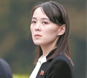 """김여정 """"비핵화 않겠다는게 아냐···<!HS>북미회담<!HE>, 우리에겐 무익"""""""