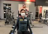 '피겨 간판' 유영, 신인상 놓쳤지만 마스크 쓰고 맹훈련