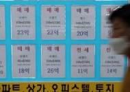 아파트 규제 강화에 오피스텔 매매 급증, 부동산 대책 '풍선효과'
