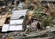 일본 폭우로 69명 사망·중국 홍수로 14조 경제적 손실