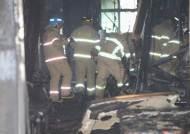새벽시간 화재 참사 전남 고흥 중형병원 사망자 1명 늘어