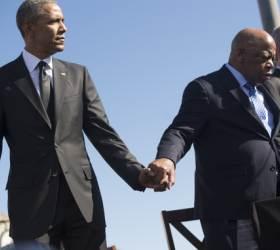 <!HS>오바마<!HE> 낳은 '흑인 인권운동 대부' 존 루이스 하원의원 별세…향년 80세