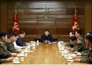 트럼프 '주한미군 감축' 꺼내자, 김정은 북한판 NSC 열었다