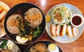 [아재의 식당] 막국수와 돈까스가 세트, 이 조합이 맛있는 이유