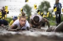[서소문사진관] 헝가리 '잔혹한 달리기(Brutal Run)', 참가자들은 유격코스 같은 장애물 극복하며 희열