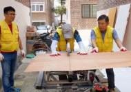 코로나로 봉사활동 막히자 지역경제에 도움 나선 아파트관리회사