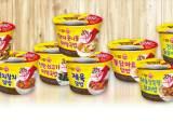 [맛있는 도전] 밥의 양 20% 늘려 더 든든한 '오뚜기 컵밥' … 지역전문점 맛 살린 국물요리도 선보여