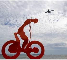 [조용철의 마음 풍경] 자전거 타고