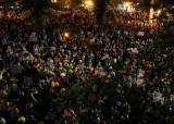 코로나 퍼지는데 폭력시위, 사망자까지…美 '혼돈의 주말'