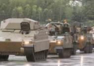 [사진] 국산 장갑차 '레드백' 호주군 주력 되나
