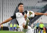 유벤투스 세리에A 9년 연속 우승 굳혔다…호날두 선제골 빛나