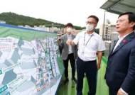 이강호 인천 남동구청장 '만부마을 도시재생 뉴딜사업' 점검