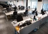 코로나 때문에…500대 기업 직원 1만명 짐 쌌다