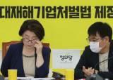 """與 '입법독주'에 정의당 """"<!HS>여당<!HE> 원하는 일만 하는 국회"""""""