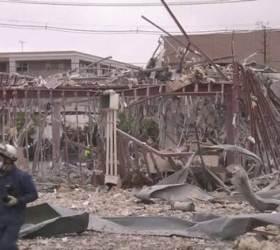 [<!HS>서소문사진관<!HE>]'형체 사라진 건물'<!HS>,<!HE> 日 후쿠시마 가스폭발로 18명 사상