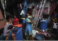 빈민가의 역설…인도 뭄바이 57% 항체보유, 세계 첫 집단면역