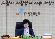 [속보] 인권위, '박원순 전 서울시장 의혹' 직권조사 결정