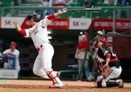 연 평균 22개 쾅…꾸준한 '홈런 장인' 최정
