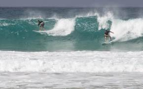 [한 컷 세계여행] '하와이 클라쓰' 서핑 본고장 파도는 다르더라