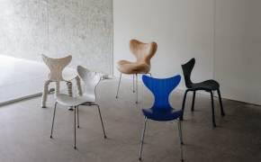 고급 카페에서 많이 본 이 의자, 누가 만들었을까