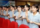 한국이 <!HS>개발<!HE>한 간호학 교재, 몽골 대학이 쓴다