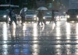 '호우특보' 서울 등 중부 출근길 물폭탄…동부간선도로 통제