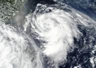 태풍 하구핏 중국 상륙…역대급 물폭탄 몰고 한반도 관통한다