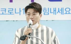 """김호중 """"전 여친 폭행 의혹은 허위사실, 법적 조치할 것"""""""