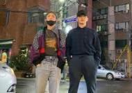 """샤이니 키X비투비 이창섭, 전역 앞두고 시크한 투샷 """"굿바이"""""""