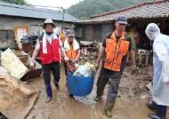 """""""특별재난지역 선포해달라""""…'폭우 피해' 충남·충북지사의 호소"""