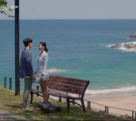 고성에 있는 '김수현 괜찮은병원'···고문영 그 성은 어디 있지?